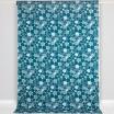 Scandinavian Fabric - Spira Bubbla Blue - Full 150 cm Width