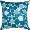 Spira Bubbla Blue Cushion
