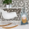 Scandinavian Fabric - Spira Bubbla Natural