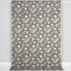 Scandinavian Fabric - Spira Bubbla Natural - Full 150cm Width