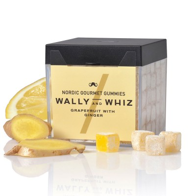 Wally & Whiz Nordic Gummies - Grapefruit with Ginger