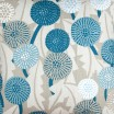 Scandinavian Fabric - Spira Maskros Blue