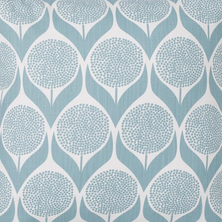 Spira Blomma Light Blue Fabric