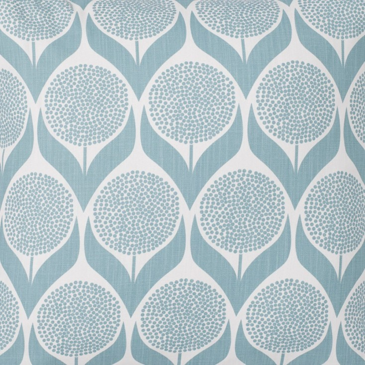 Spira Blomma Light Blue Fabric
