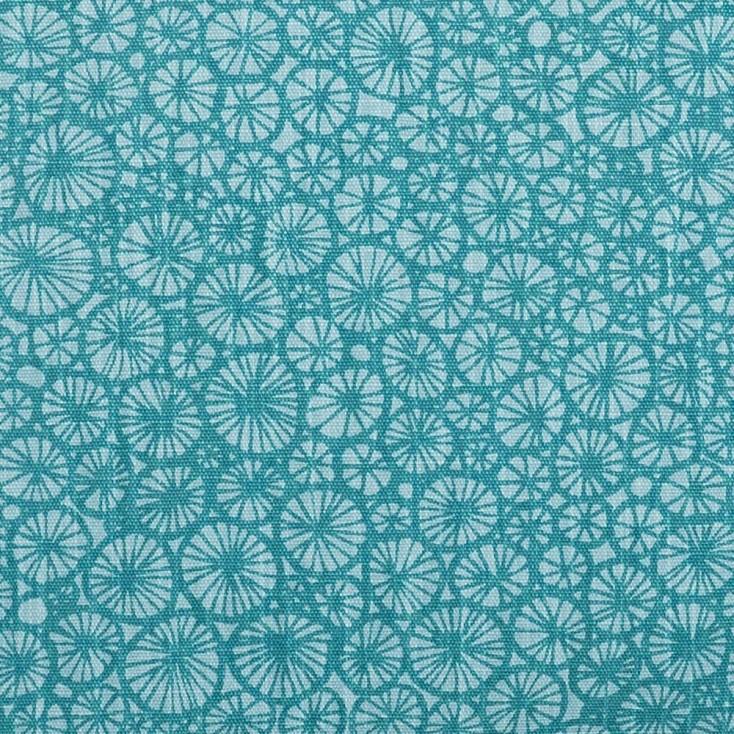 Fabric Remnant - Sakura Blue - 1.4 Metres