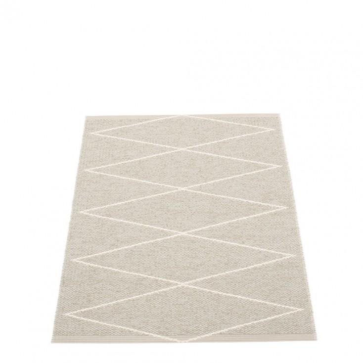 Pappelina Max Runner Linen & Vanilla - 70 x 100 cm