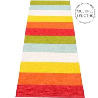 Pappelina Molly Rainbow Runner - 70 x 200 cm