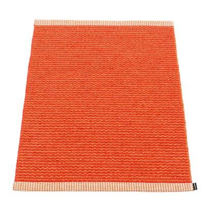 Pappelina Mono Pale Orange : Coral Red Mat - 60 x 85 cm