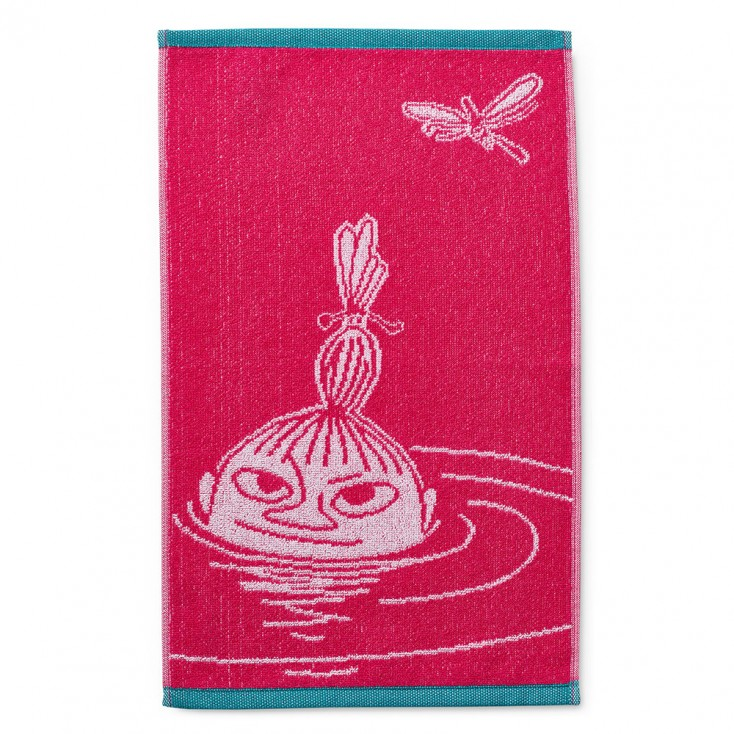 Finlayson Moomin Hand Towel - Little My