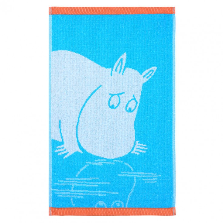 Finlayson Moomin Hand Towel - Moomintroll