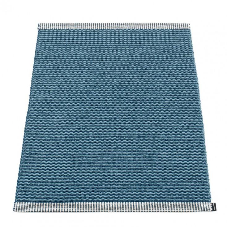 Pappelina Mono Ocean Blue : Dove Blue Mat - 60 x 85 cm