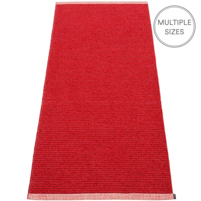 Pappelina Mono Red : Coral Runner - 850 x 260 cm