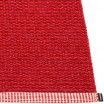 Pappelina Mono Dark Red : Red Runner Detail