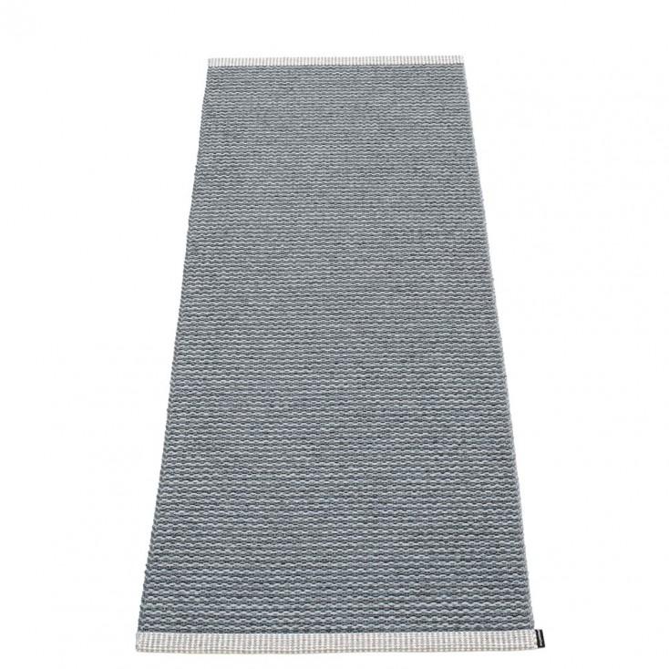 Pappelina Mono Granit : Grey Runner - 60 x 150 cm
