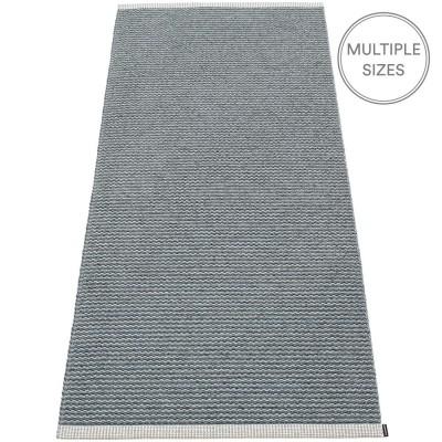 Pappelina Mono Granit : Grey Runner - 85 x 260 cm