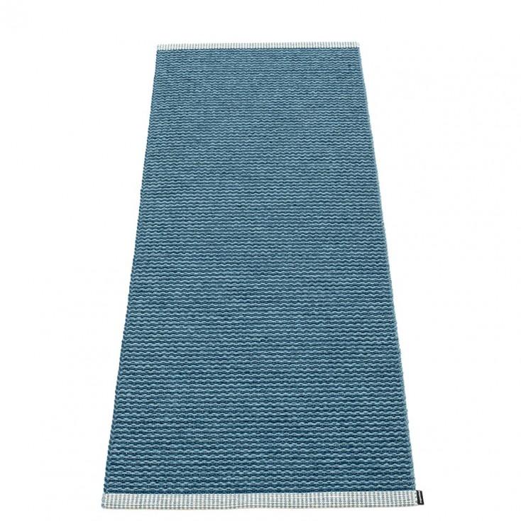 Pappelina Mono Ocean Blue : Dove Blue Runner - 60 x 150 cm