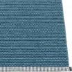 Pappelina Mono Ocean Blue : Dove Blue Runner Detail