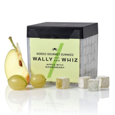 Wally & Whiz Nordic Gummies - Apple with Gooseberry