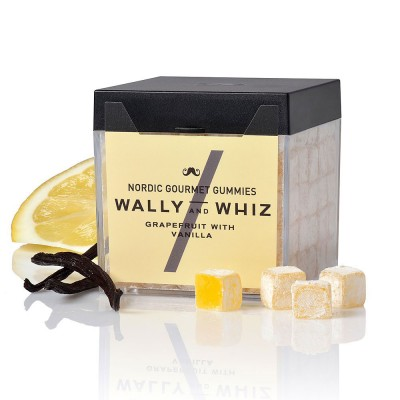 Wally & Whiz Nordic Gummies - Grapefruit with Vanilla