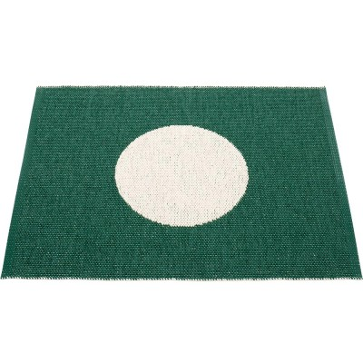 Pappelina Vera Small One Dark Green Mat