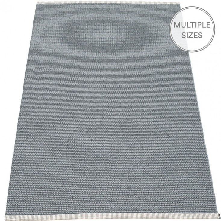 Pappelina Mono Large Rug - Granit