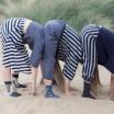 Bonne Maison Socks - Natural Elephant