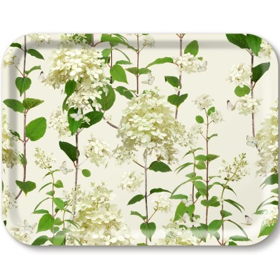 Michael Angove Hydrangea Serving Tray By Jamida