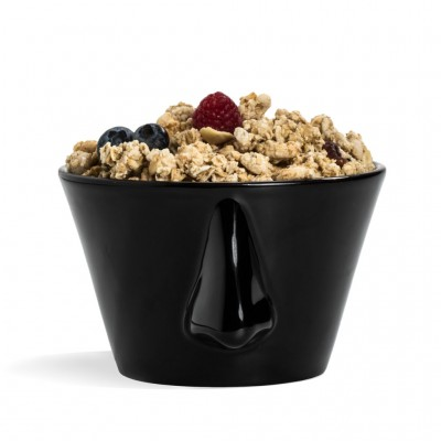 Dedal Naso Bowl - Black