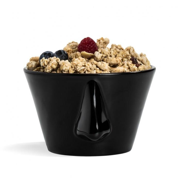 Dedal Naso Bowl - Black