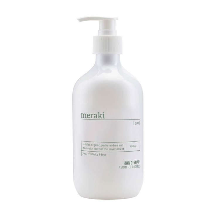 Meraki Pure Hand Soap - 490 ml