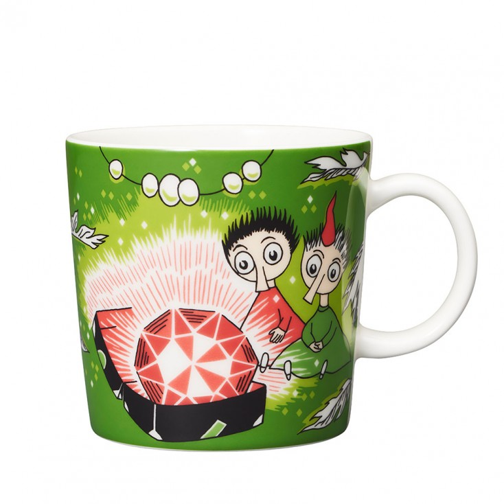 Arabia Moomin Mug - Thingumy and Bob