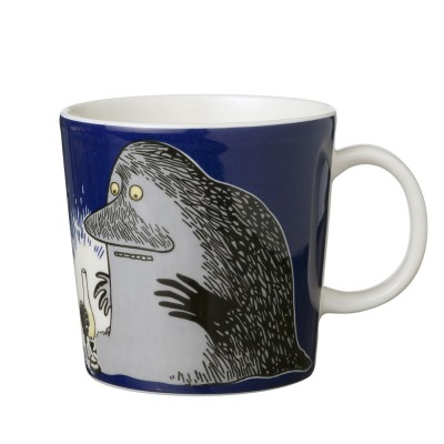 Arabia Moomin Mug - The Groke