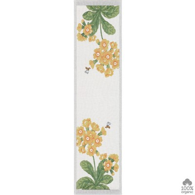 Ekelund Primula Table Runner