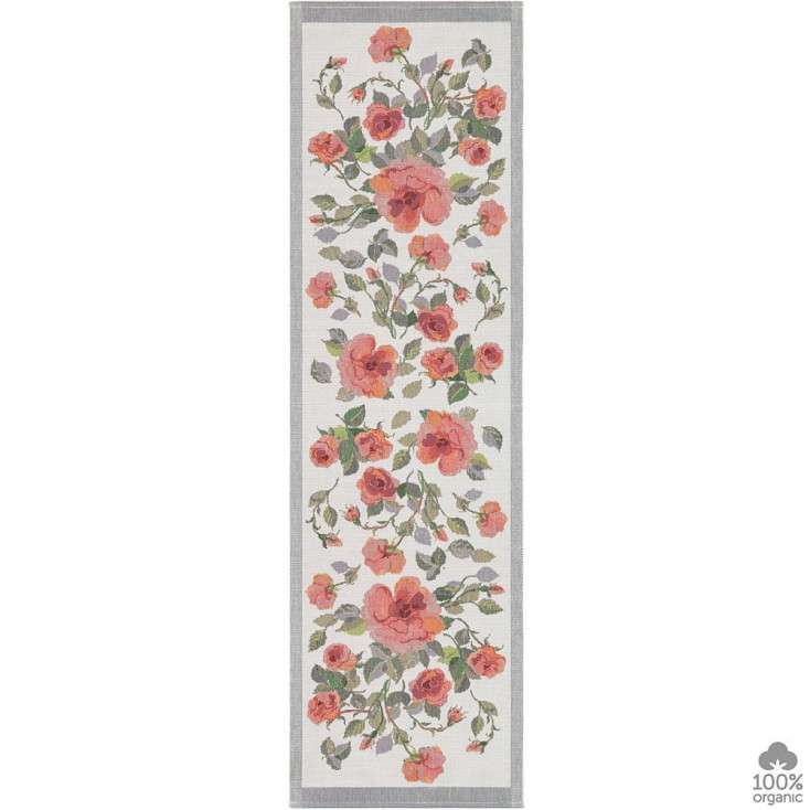 Ekelund Rose Table Runner