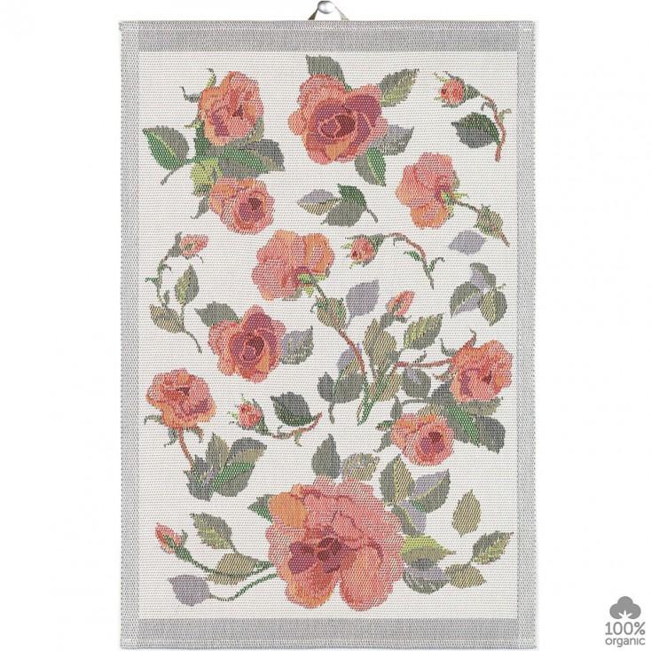 Ekelund Rose Kitchen Towel