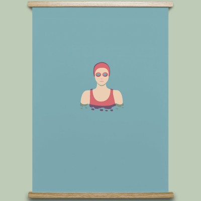 swimmer no 1 NOTE DESIGN STUDIO