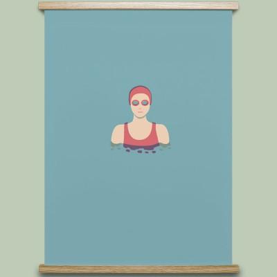 swimmer no 1 NOTE DESIGN STUDIO