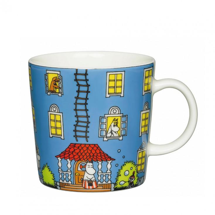 Arabia Moomin Mug - Moomin House