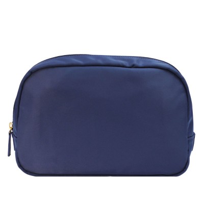 Chi Chi Fan Large Easy Travel Wash Bag - Navy Blue