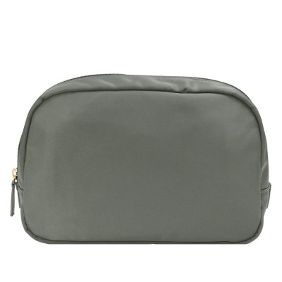 Chi Chi Fan Large Easy Travel Wash Bag - Quartz Grey