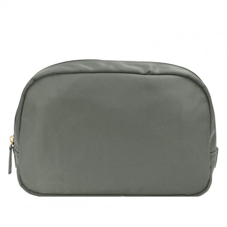Chi Chi Fan Large Easy Travel Wash Bag - Quartz Grey