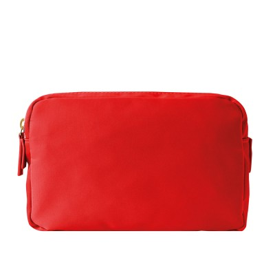 Chi Chi Fan Large Easy Cosmetic Bag - Poppy Red