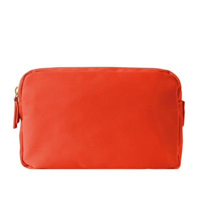 Chi Chi Fan Large Easy Cosmetic Bag - Coral