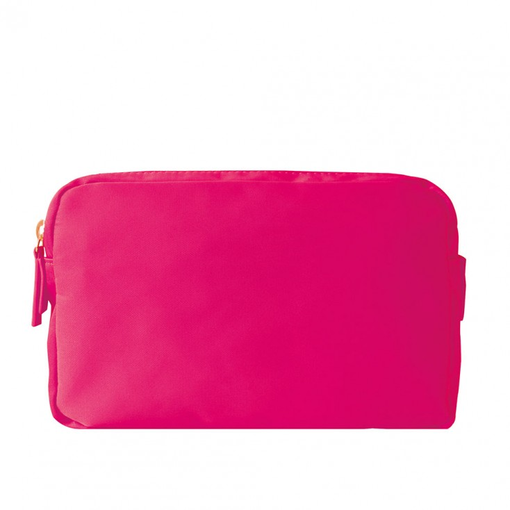 Chi Chi Fan Large Easy Cosmetic Bag - Pink Panther