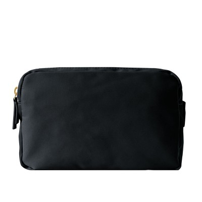 Chi Chi Fan Large Easy Cosmetic Bag - Black