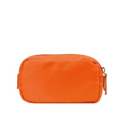 Chi Chi Fan Small Easy Cosmetic Bag - Orange