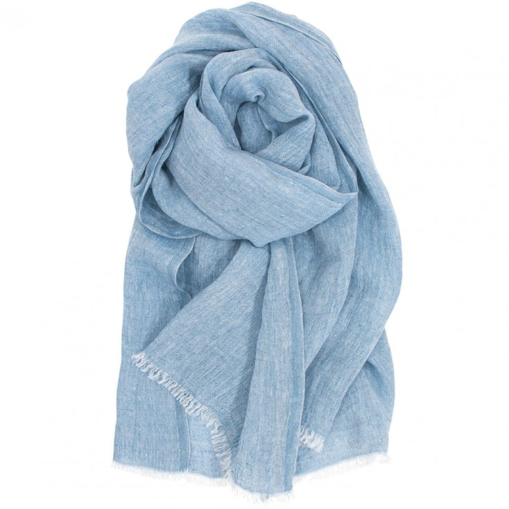 Lapuan Kankurit Halaus Scarf - Rainy Blue