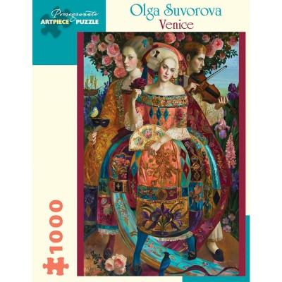Olga Suvorova Venice Jigsaw