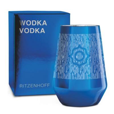 Ritzenhoff VODKA Glass by Carlo Dal Bianco (Logo)
