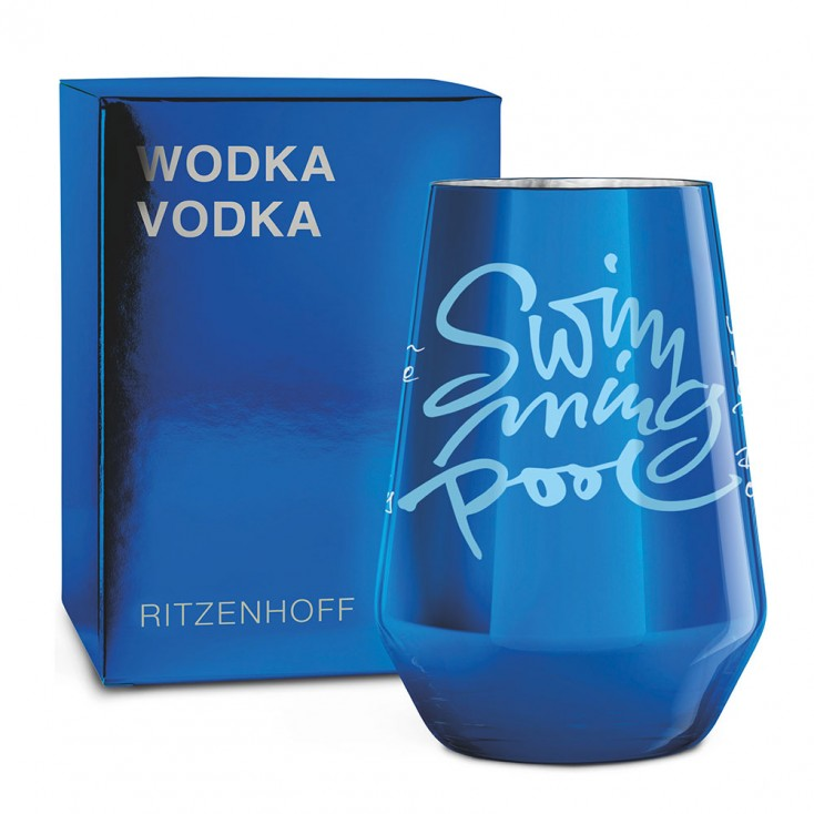 Ritzenhoff VODKA Glass by Claus Dorsch